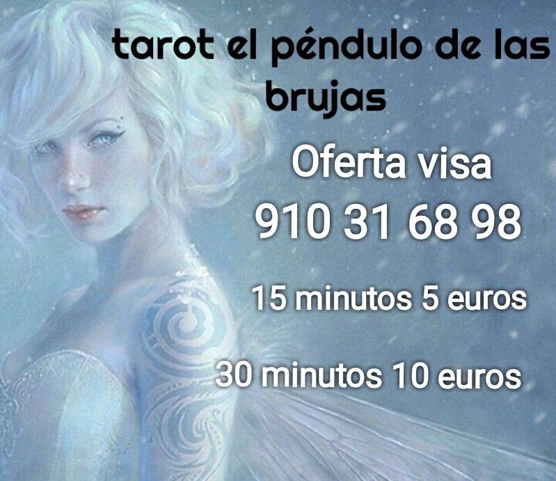 Medium, vidente y tarotista con experiencia españoles 15 minutos 5 euros