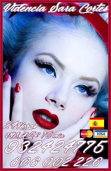 Tarot  Sara Cortes 932 424 775  desde 4€ 15  7€ 20mts 9€ 30mts. 60M 18€ lider en España lo que hay